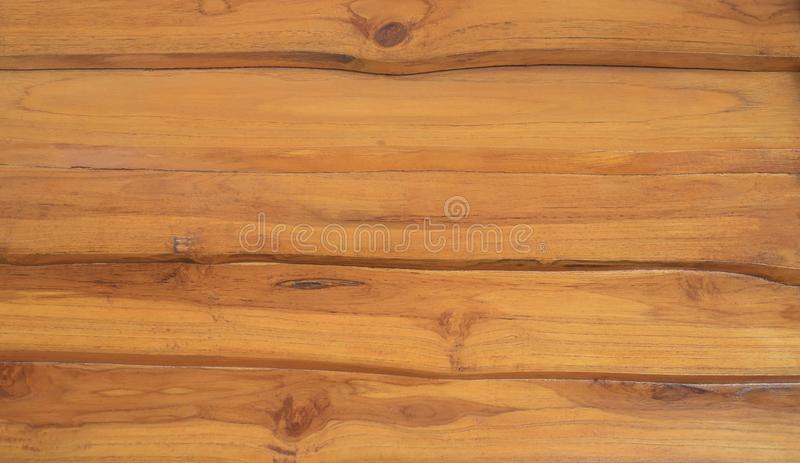 Plank wooden panel for background usage. Brown plank wooden panel for background usage stock photography