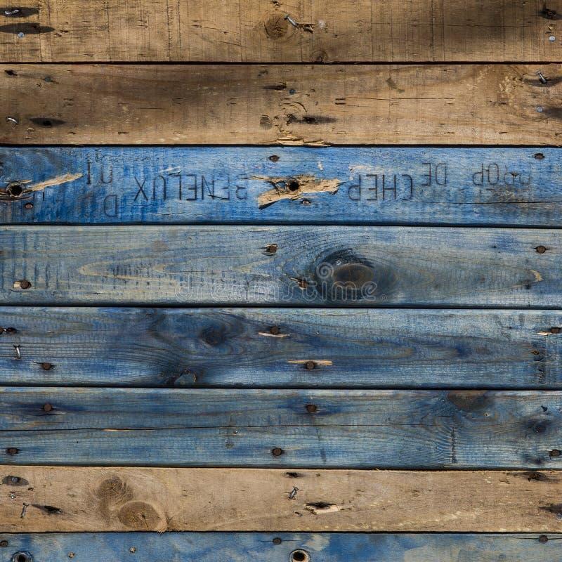Planken des verwitterten Holzes stockbilder