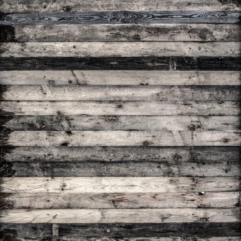 Plankenwand-Beschaffenheitshintergrund Browns hölzerner farbiger lizenzfreie stockfotos
