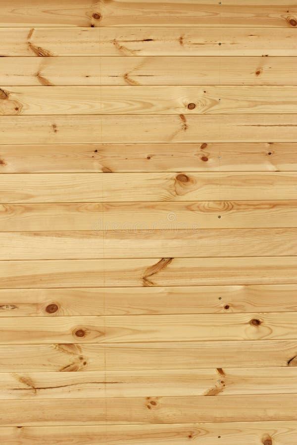 Planking del legno dalla capanna della spiaggia fotografia stock
