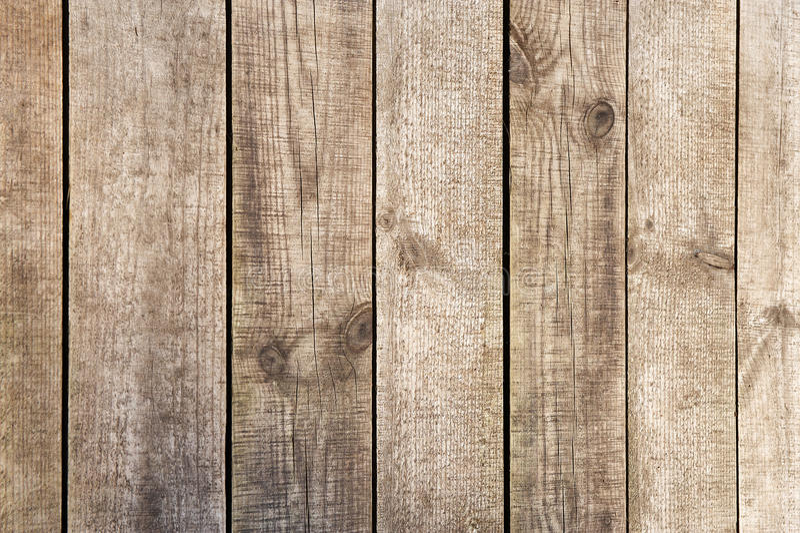 plankor wall trä royaltyfri bild