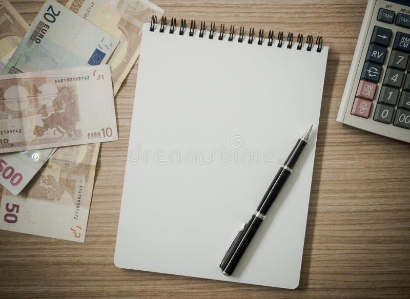 planläggning för mus för graf för sedeldollar finansiell royaltyfria bilder