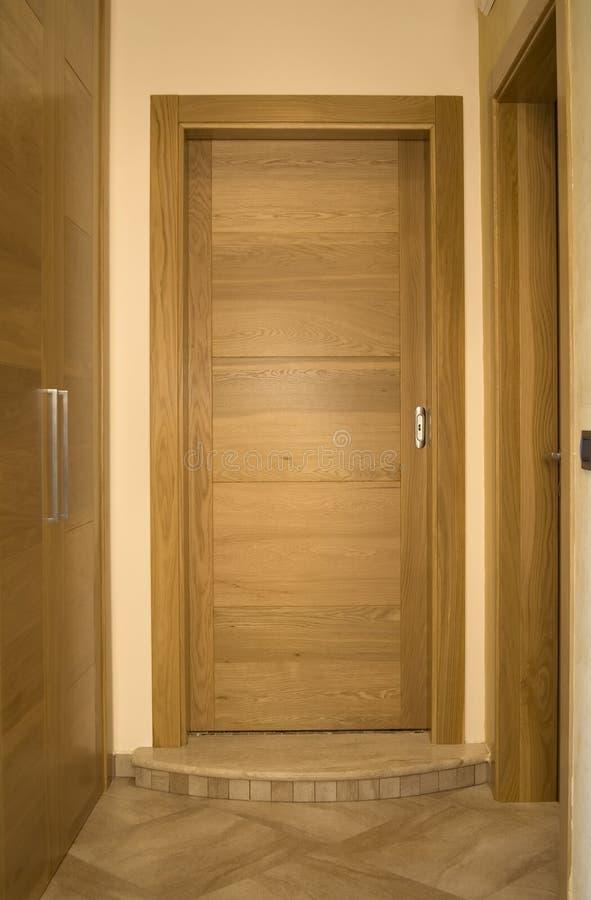 planlagd dörrlyx royaltyfri foto
