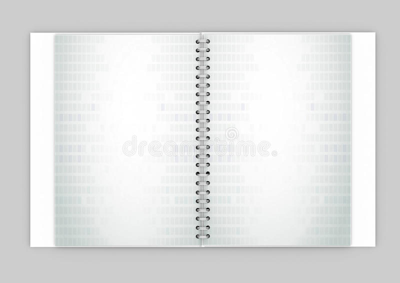 Daily planner stock illustration