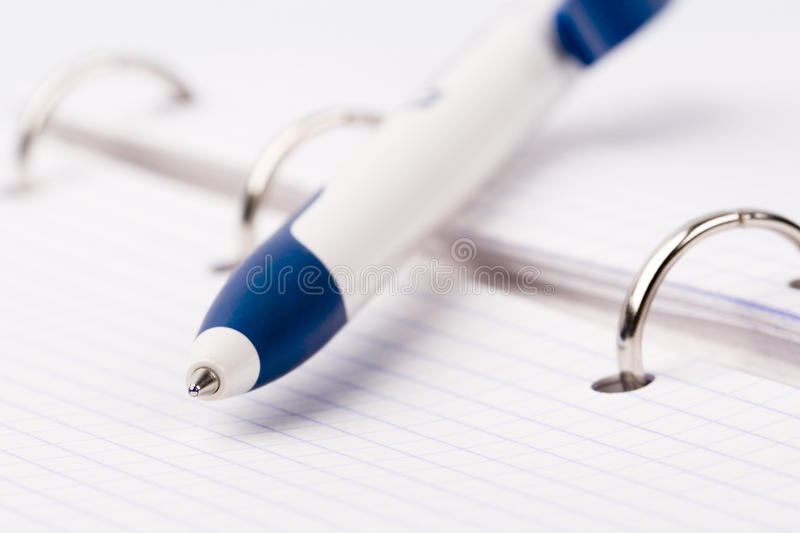 Download Planner With Pen Royalty Free Stock Photo - Image: 11805165