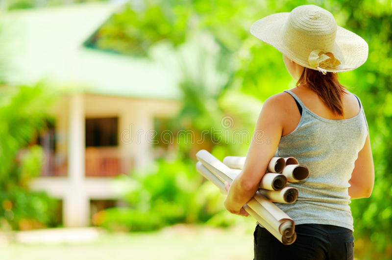 Download Planning stock photo. Image of builder, move, person - 25543386