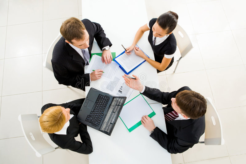 Download Planning stock image. Image of collar, cooperation, paperwork - 8661353