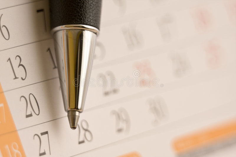 Download Planning stock image. Image of holiday, macro, calendar - 9036999