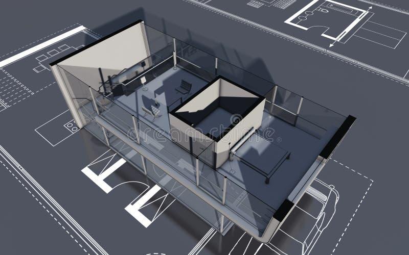 Download Planning stock illustration. Illustration of architecture - 32292843