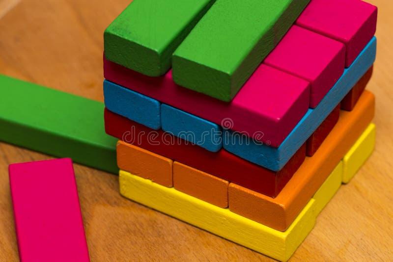 Planning, risico en strategie van projectleiding in zaken, B stock afbeelding