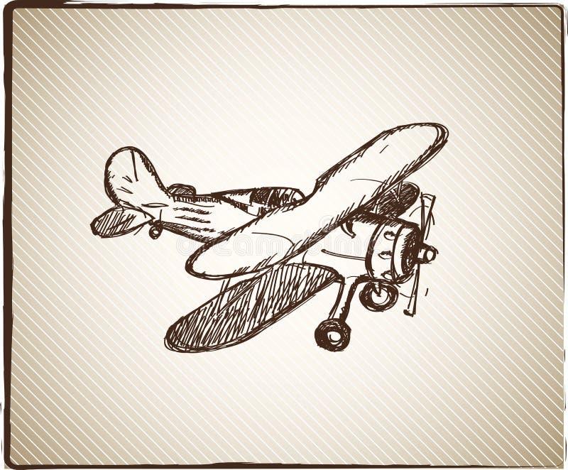 Plano ilustración del vector