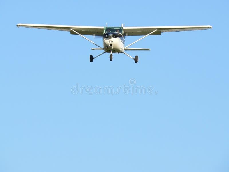Plano de Cessna imagenes de archivo
