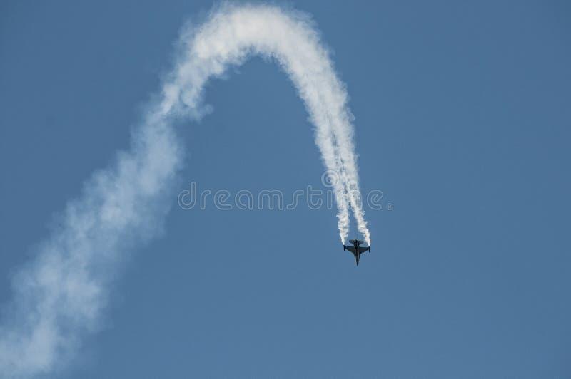 Plano do festival aéreo fotografia de stock royalty free