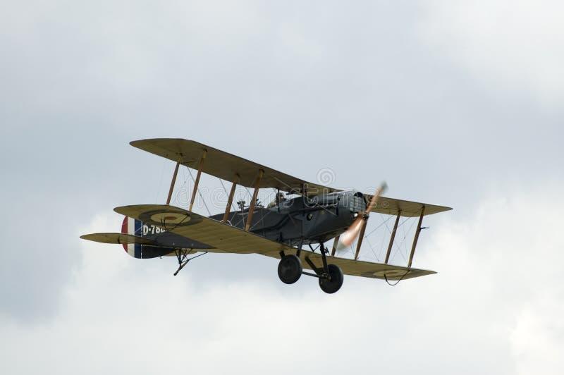 Planos de WWII en el airshow de Duxford foto de archivo