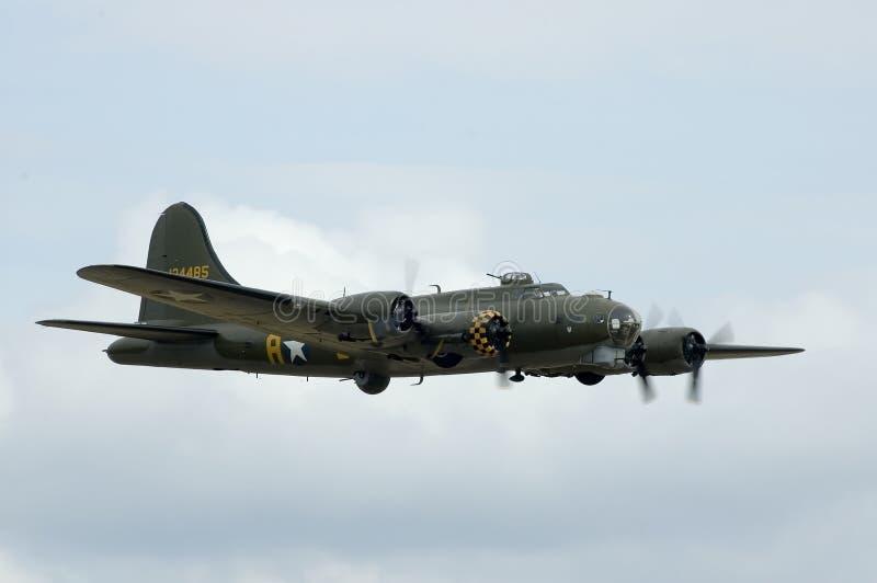Planos de WWII en el airshow de Duxford imagenes de archivo