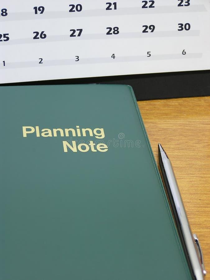 planowanie zdjęcie stock