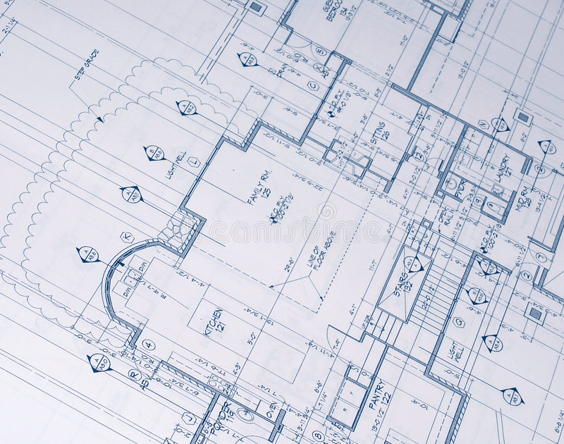 Download Plans stock image. Image of project, draft, drawing, design - 569165