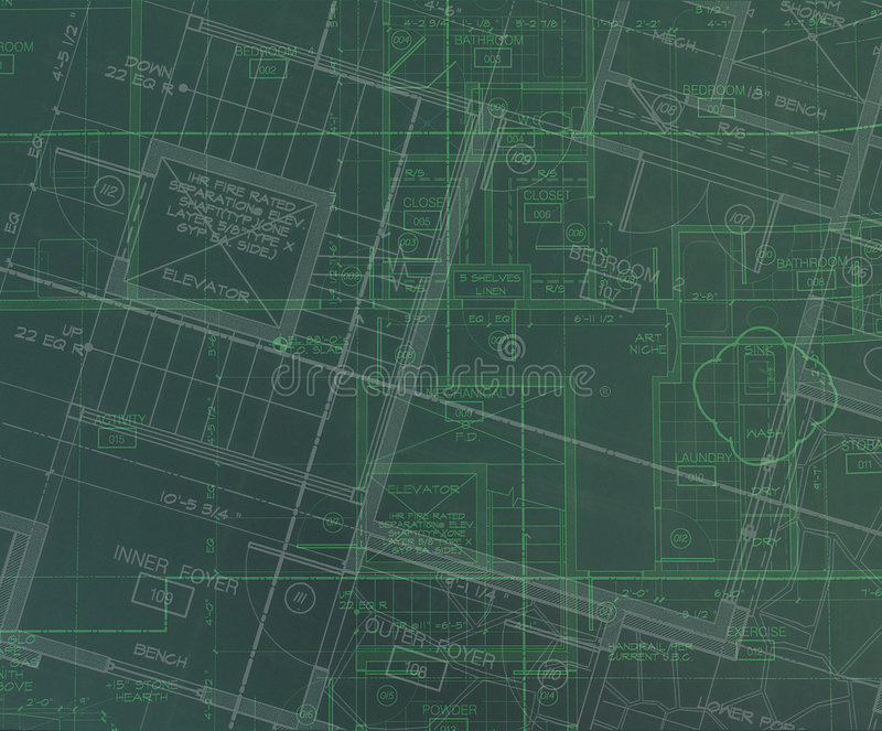 Plans abstraits illustration stock