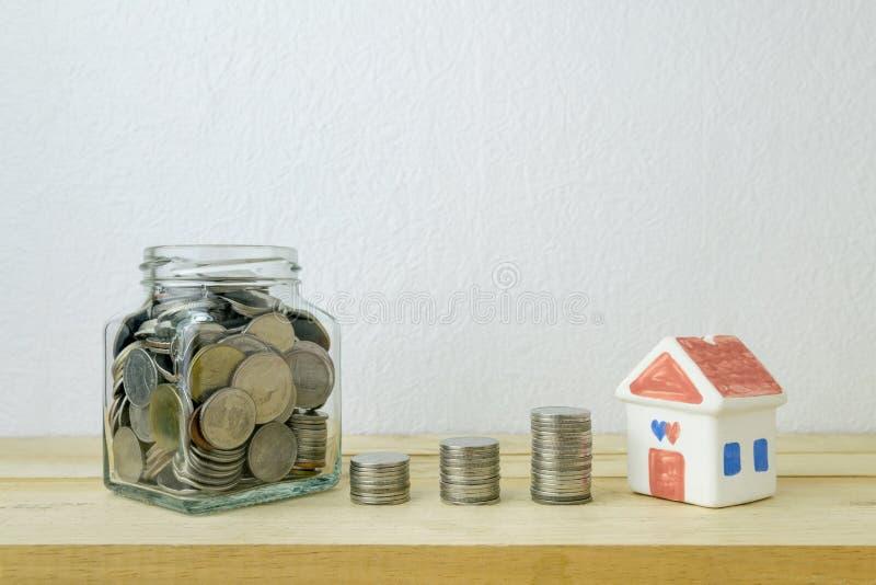 Plans de l'épargne pour le logement photo stock