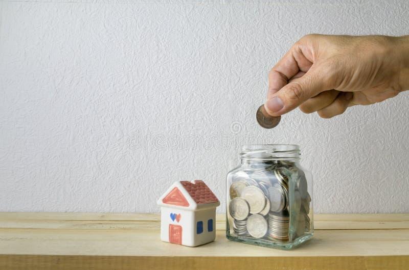 Plans de l'épargne pour le logement image libre de droits