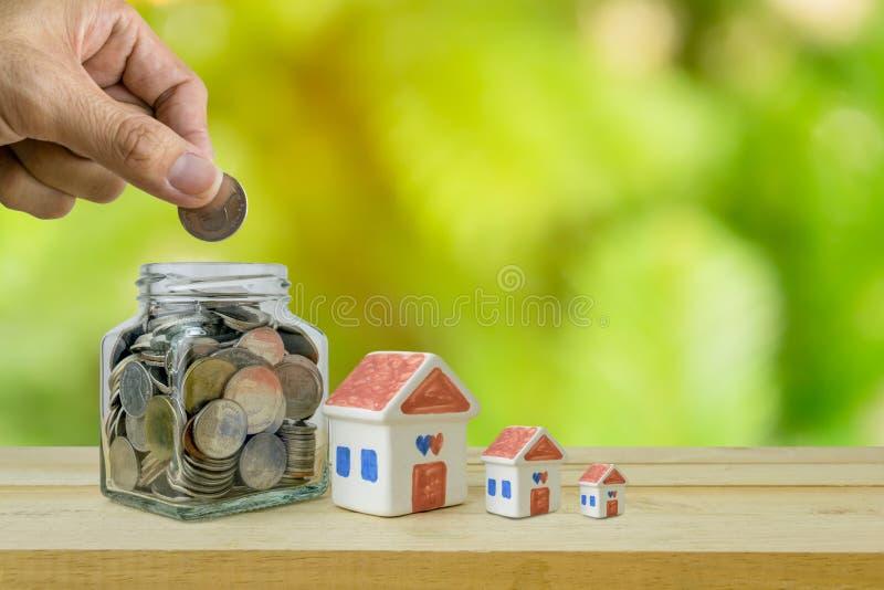 Plans de l'épargne pour le logement image stock
