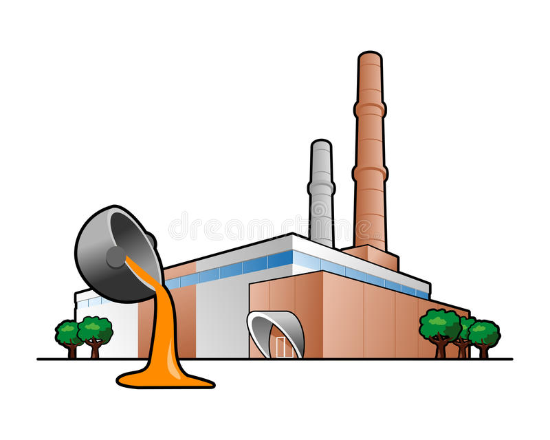 Download Plant stock vector. Image of shop, manufacture, cartoon - 26015938