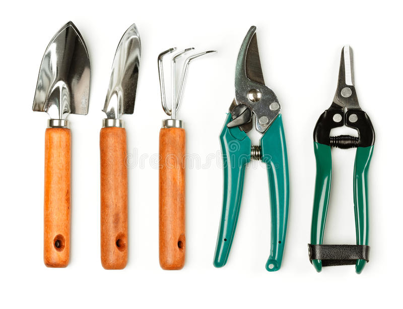 Download Plant care utensils stock image. Image of plant, collection - 19362025