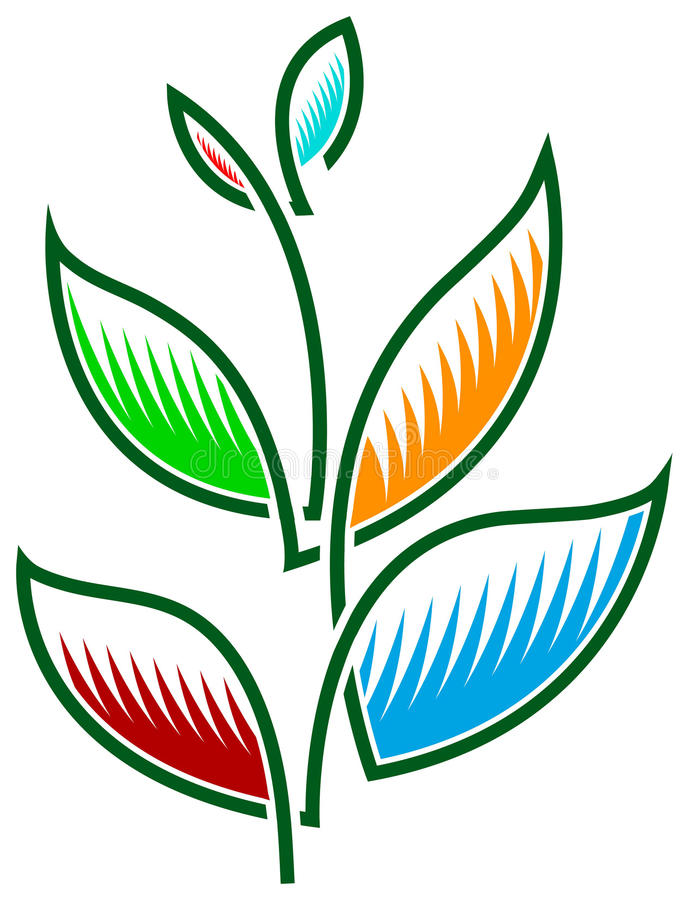 Download Plant Logo Royalty Free Stock Photography - Image: 25456587