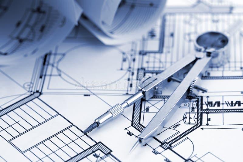 Download Planta da arquitetura foto de stock. Imagem de equipamento - 12803684