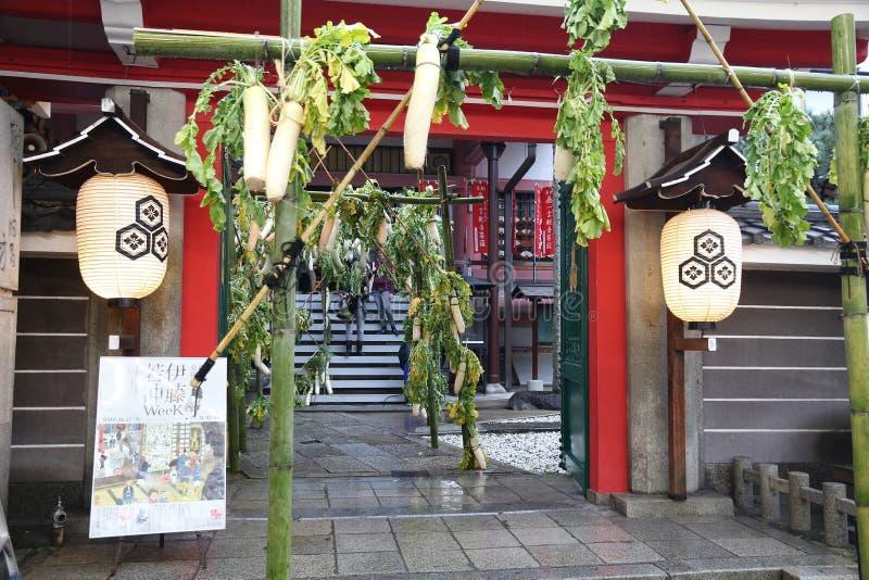 Plantaardig Nirvana, Japan royalty-vrije stock afbeelding