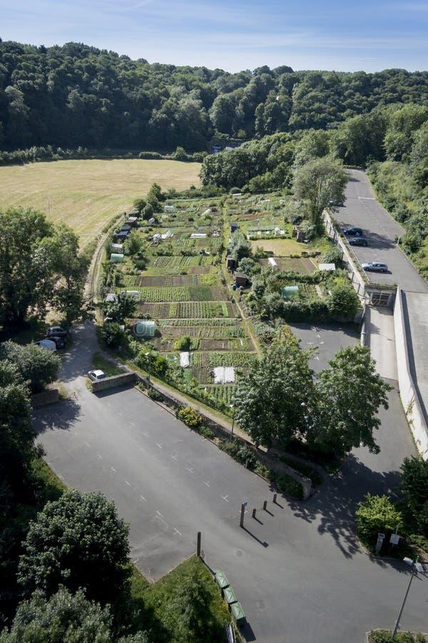 Plantaardige Toewijzingen in Frankrijk stock afbeeldingen