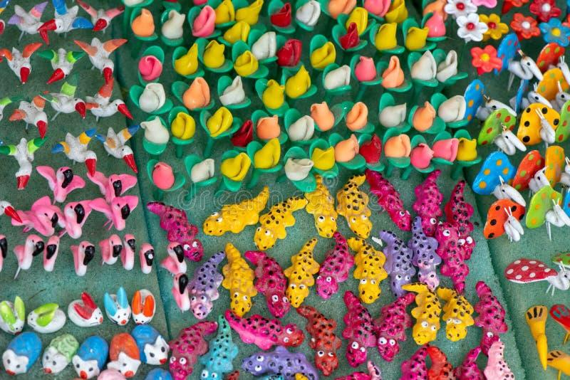 Plantas de jarra tropical y tazas del mono Nepenthes, trampas de la trampa En el fondo blanco imagenes de archivo
