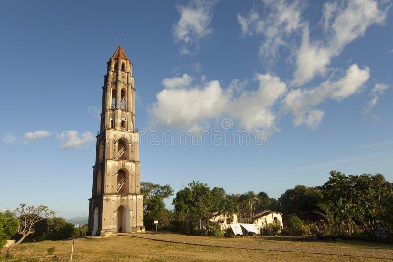 Plantation de sucre, Trinidad photos libres de droits