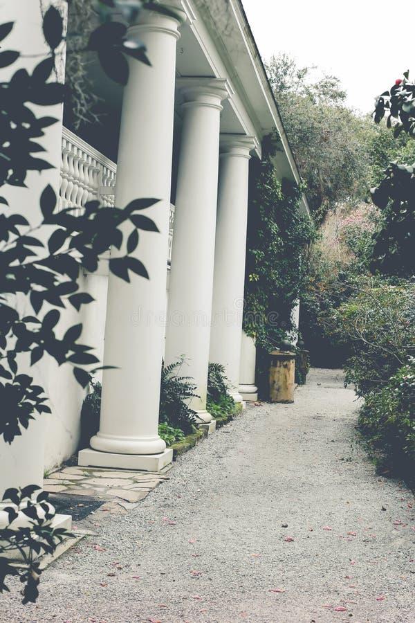Plantation House royalty free stock photo