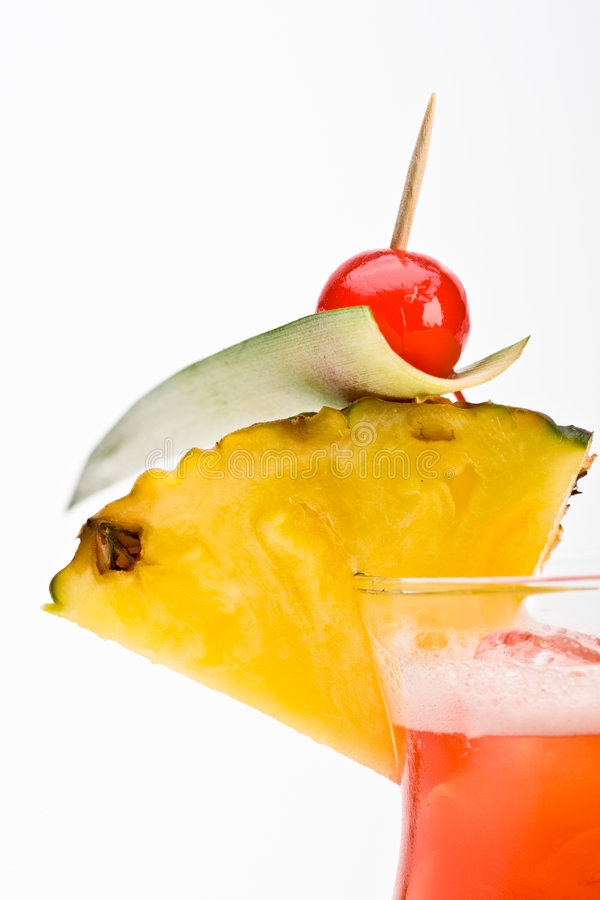 Free Planters Punch Cocktail Stock Photo - 8826890