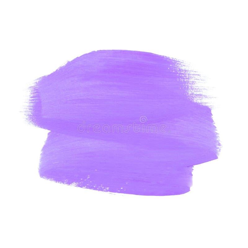 Plantilla abstracta horizontal para el texto stock de ilustración