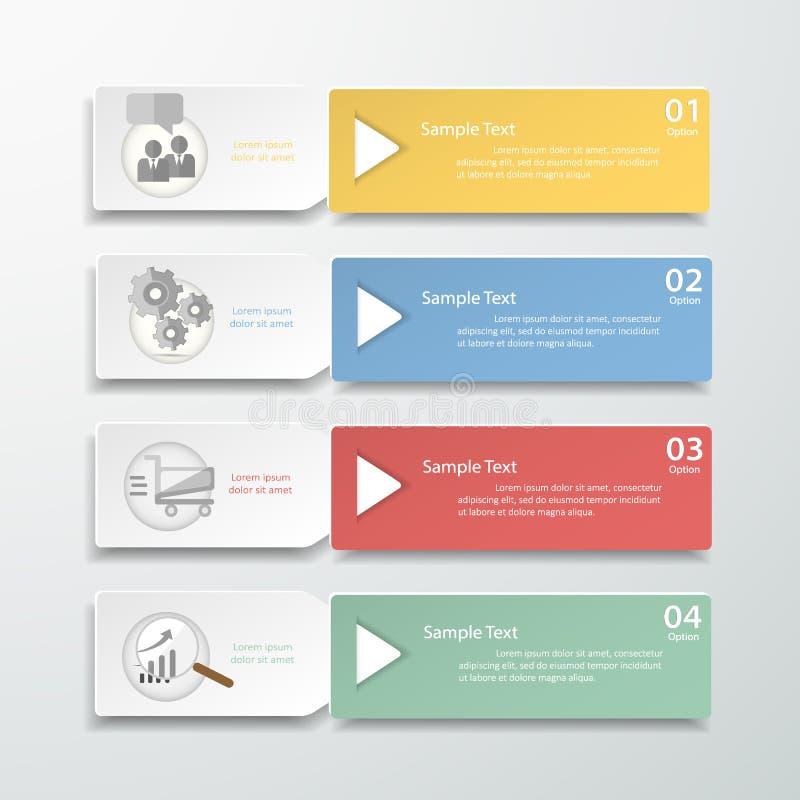Plantilla Abstracta Para El Diseño De Negocio, Informes ...