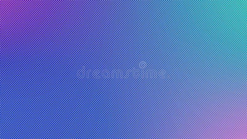Plantilla con los círculos Burbujas borrosas en fondo abstracto libre illustration