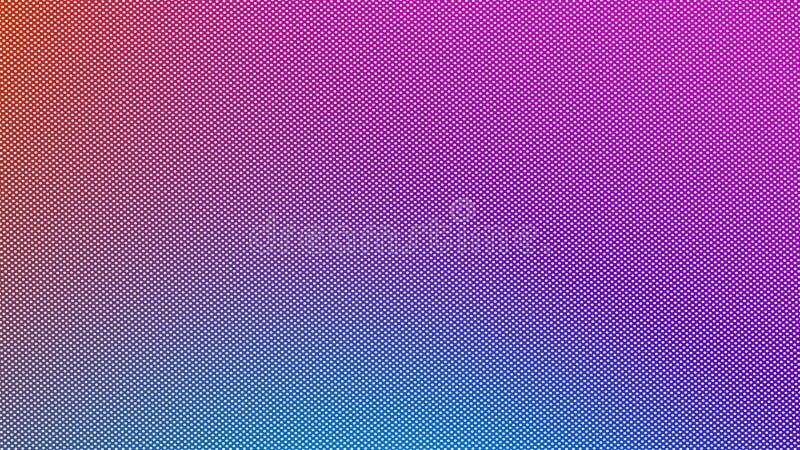 Plantilla con los círculos Burbujas borrosas en fondo abstracto ilustración del vector