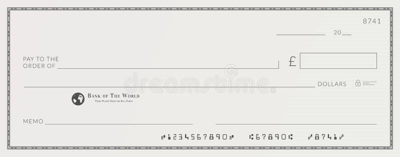 Isco          29 esp  1  3 13 12 25 500  14 850 458 Plantilla-de-cheque-bancario-en-blanco-157471148