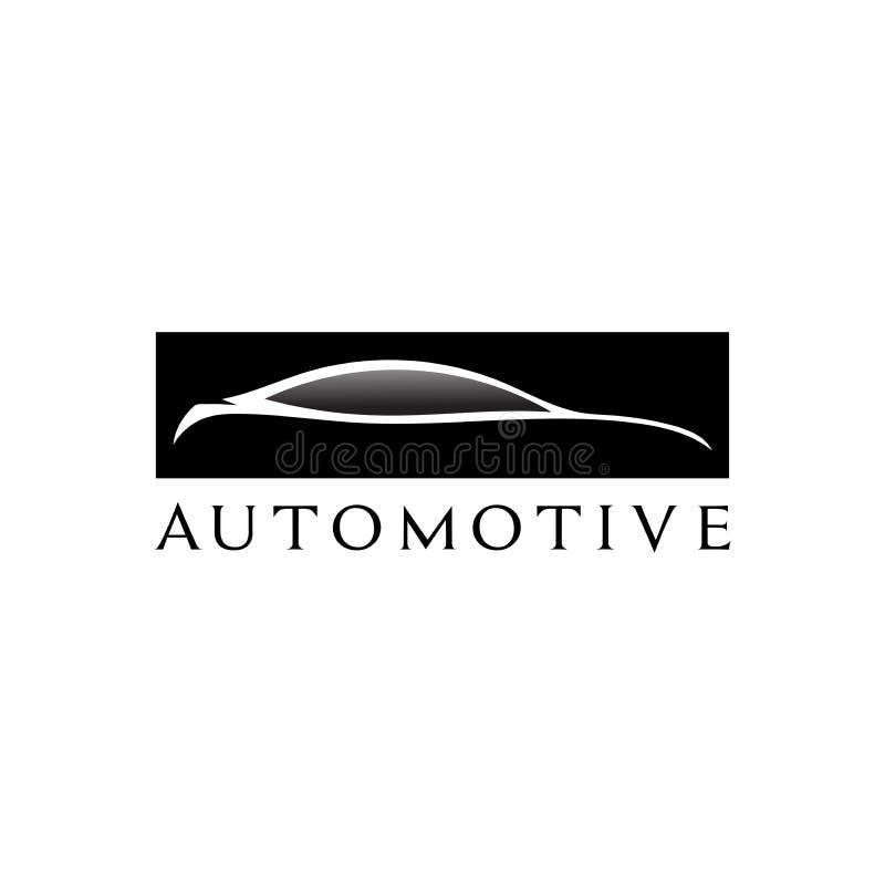 Plantilla de logotipo automotor, automático libre illustration