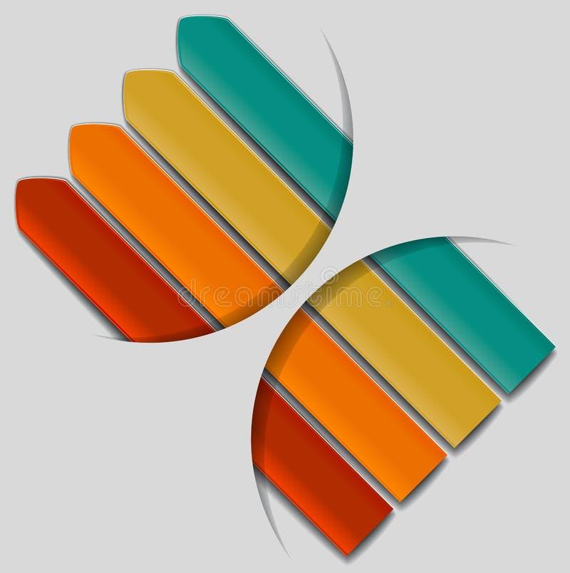 Plantilla del diseño stock de ilustración