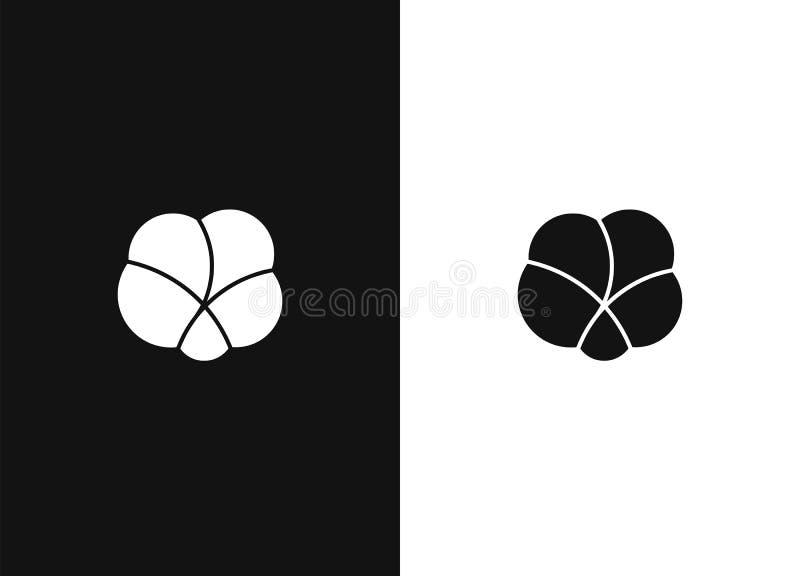 Plantilla 06 del diseño del logotipo stock de ilustración