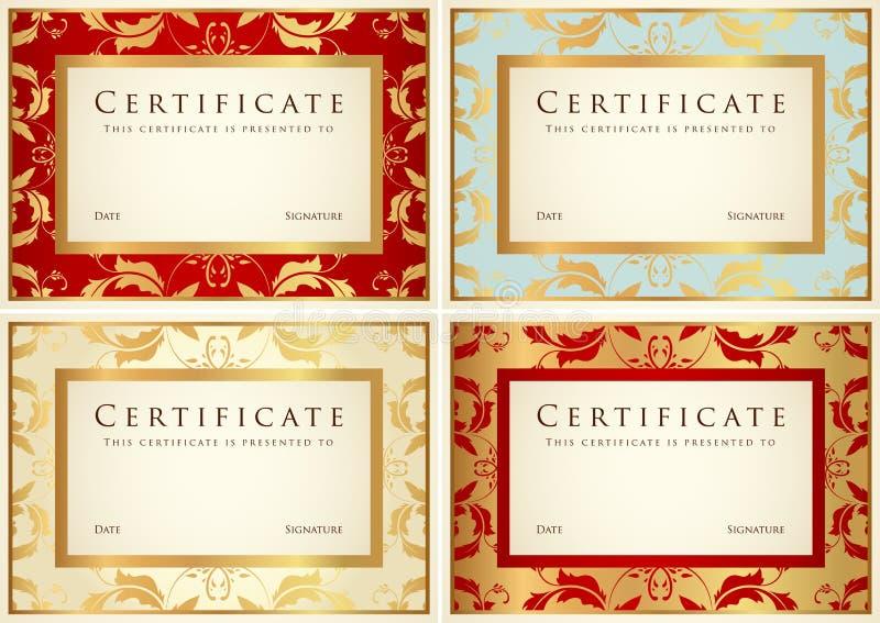 Hermosa Ejemplos De Plantillas De Certificados De Regalo Imagen ...