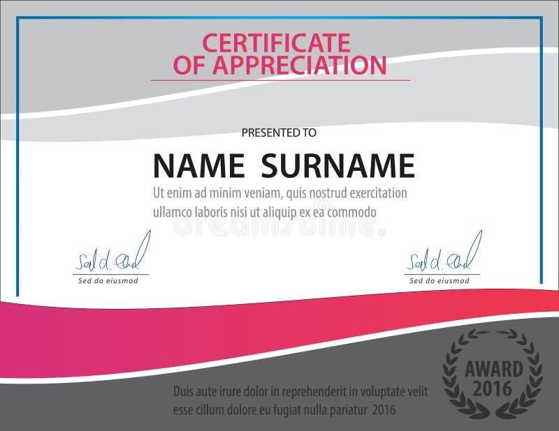 Bonito Plantilla De Certificado Conmemorativo Galería - Certificado ...