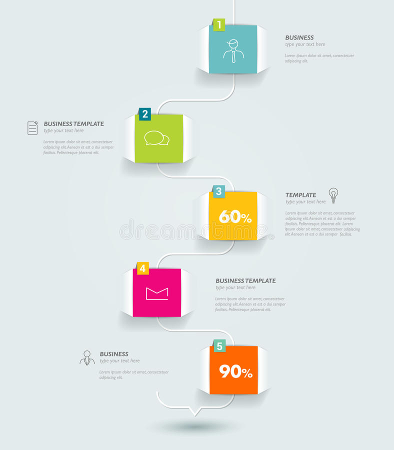 Download Plantilla Infographic Del Discurso De La Cronología Ilustración del Vector - Ilustración de conexión, concepto: 42443770