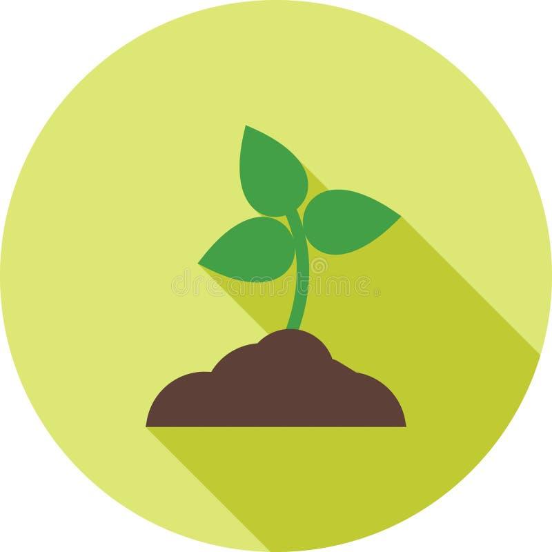 planting libre illustration