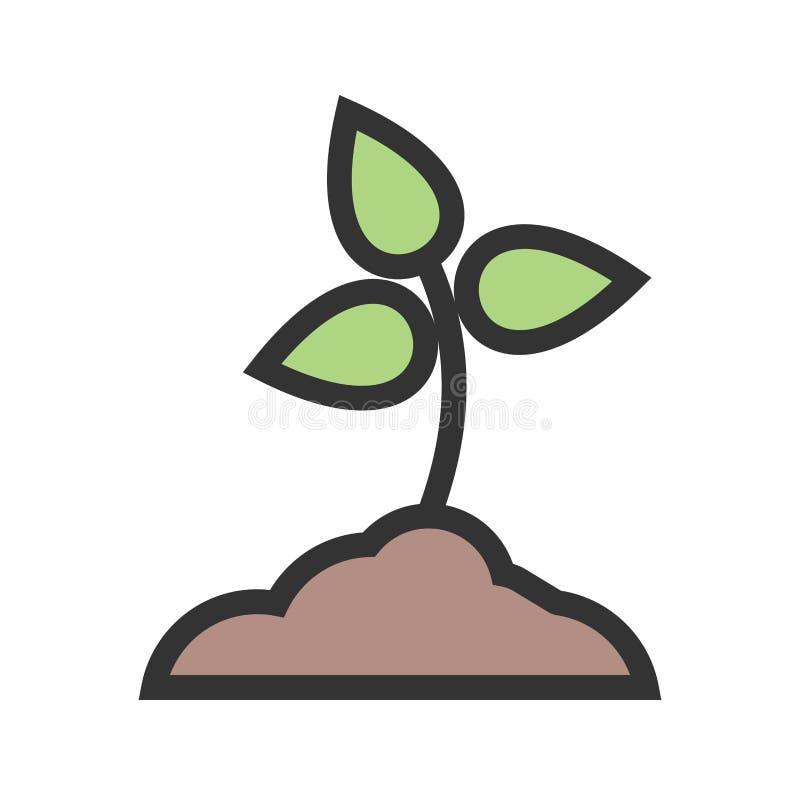 planting stock de ilustración