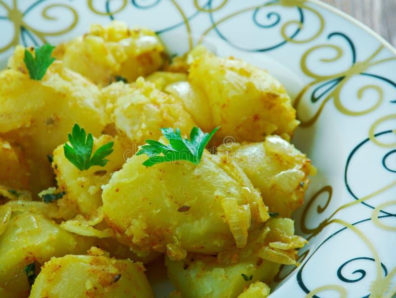 Download Plants De Pommes De Terre De Cumin Image stock - Image du dîner, nourriture: 77151839