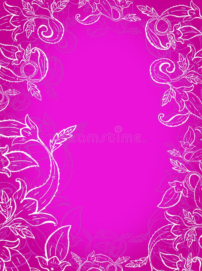 Download Plants design ornament stock illustration. Illustration of design - 6374154